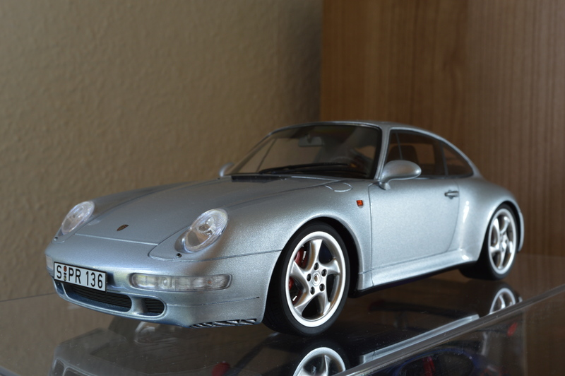 Mercury Art61 Porsche Carrera 6 906 Model Modell