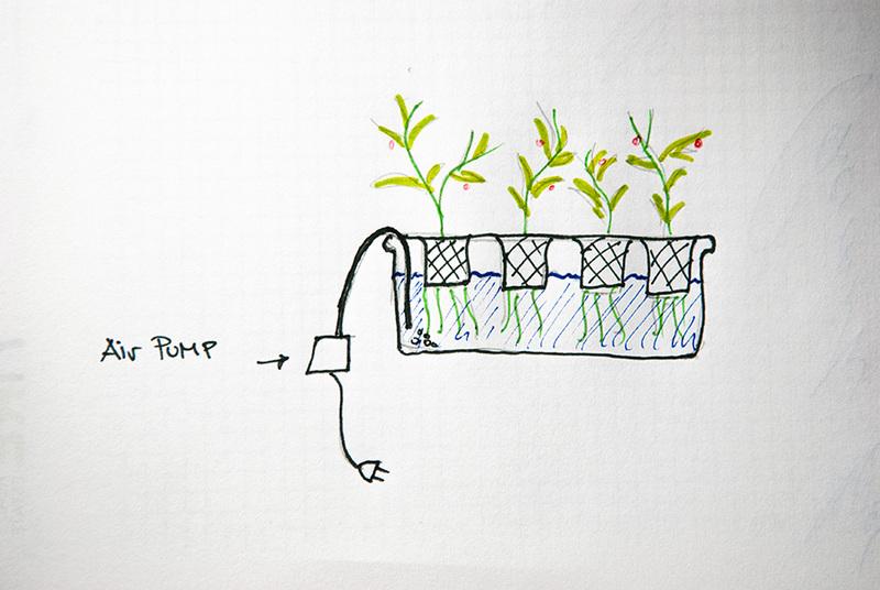 bubbler system diy chiliforum hot. Black Bedroom Furniture Sets. Home Design Ideas