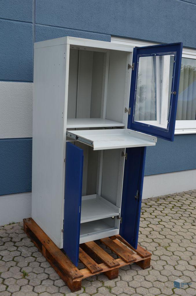 edv schrank comuterschrank blechschrank metall schrank. Black Bedroom Furniture Sets. Home Design Ideas