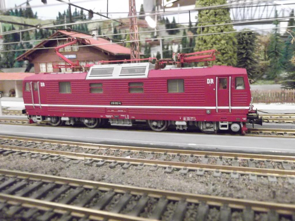 Die BR 230 der DR bzw. 180 der DB AG - auch Knödelpresse genannt Dscf22943olj9