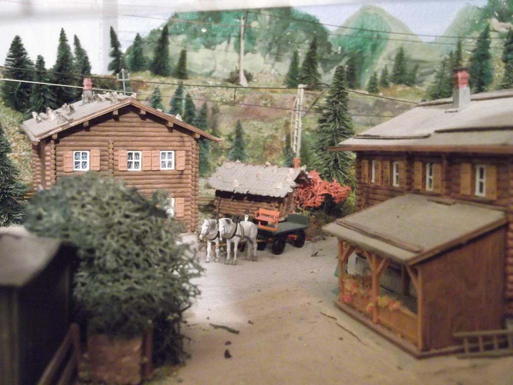 Links und rechts vom Bahnhof Dscf23423koir