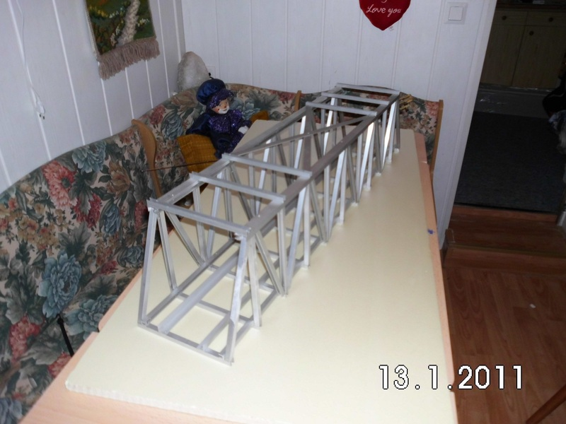 Eine Brucke In 1 22 5 Aus Aluprofilen Stummis Modellbahnforum
