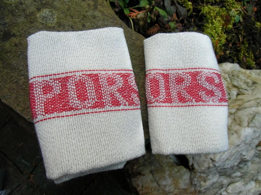 Porsche Shop Towel Set Of 2 For 356 911 914 912 997