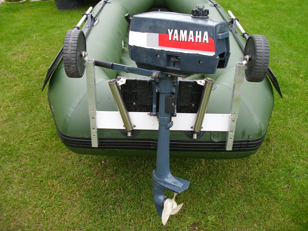 Как из газонокосилки сделать лодочный мотор
