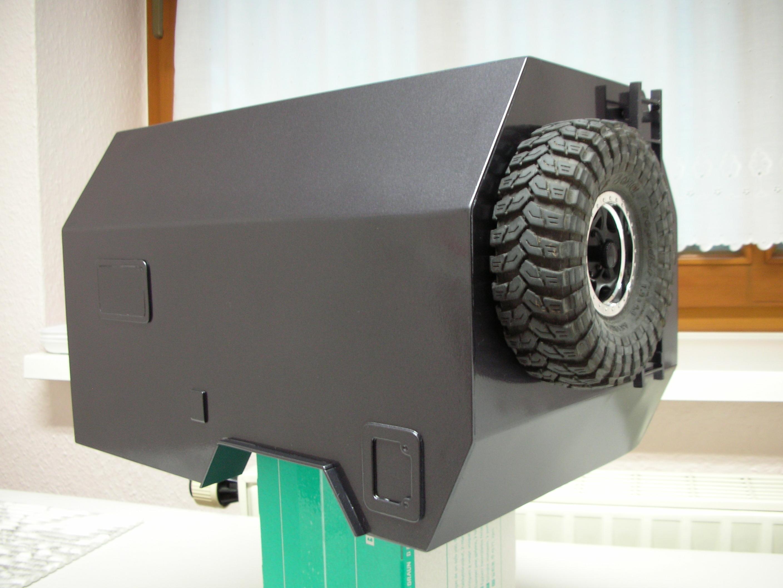 Unimog 406 Offroad-Wohnmobil - Seite 5 - SCX10 I - Rockcrawler.de