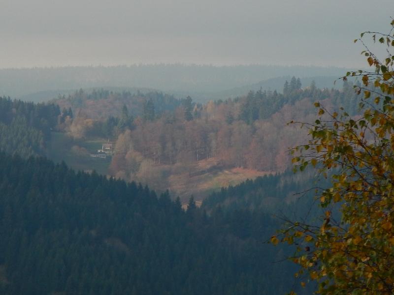 Blick vom großen Eschenberg 2009 und 2014 Dscn2191vhs7s