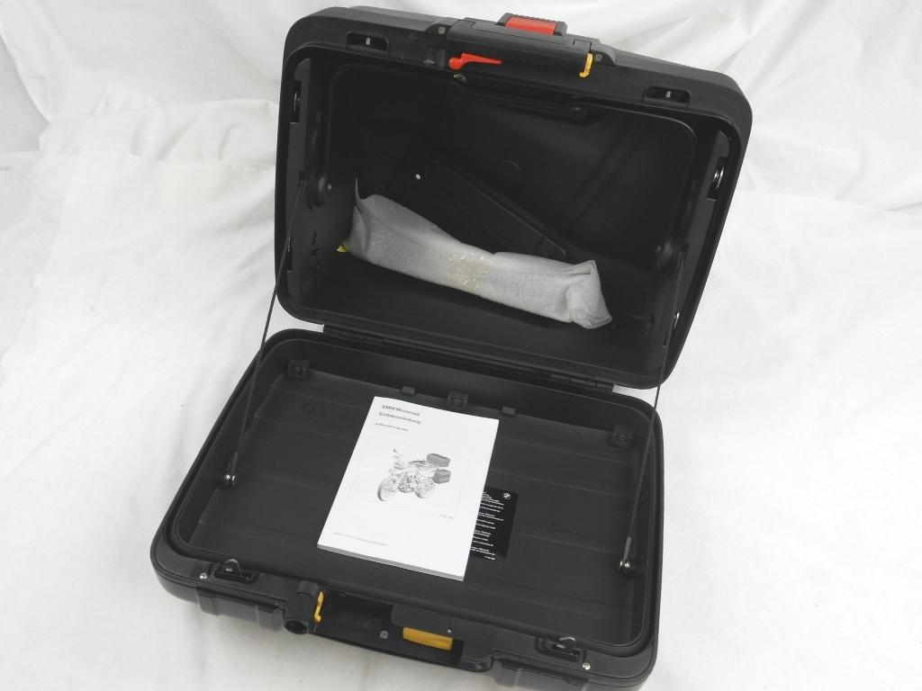 bmw motorrad koffer 3er set neu variokoffer topcase. Black Bedroom Furniture Sets. Home Design Ideas