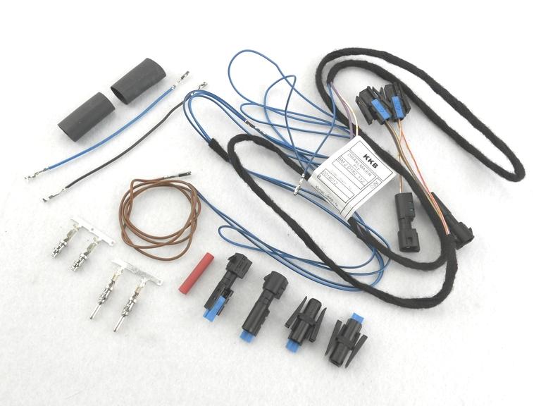 orig bmw kabelsatz multifunktionslenkrad e46 tempomat. Black Bedroom Furniture Sets. Home Design Ideas