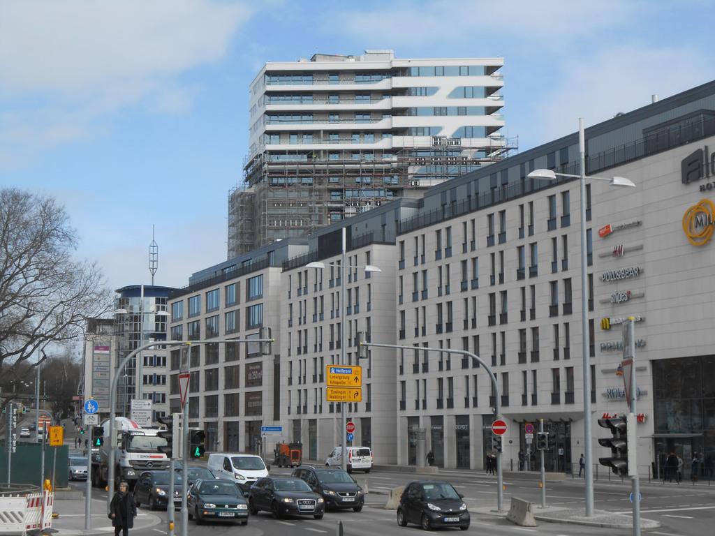 Stuttgart Cloud No7 Im Europaviertel 62m In Bau Page 8