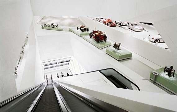 Muzeum Porsche 2
