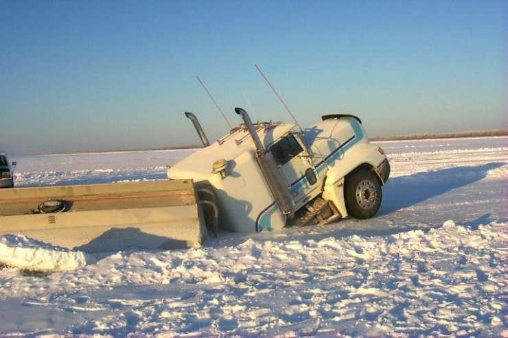 Kanadyjskie drogi lodowe 52