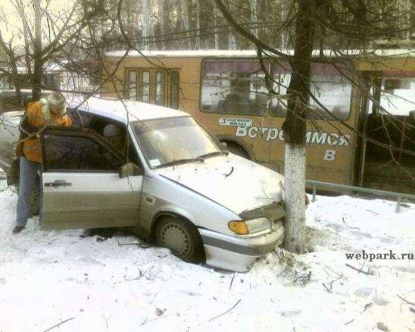 Wypadki samochodowe 32