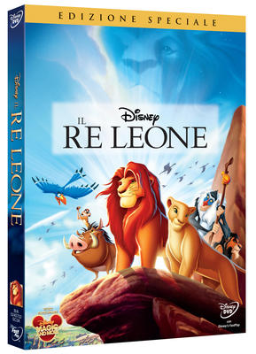Il Re Leone [Special Ed.](2011).Dvd9 Copia 1:1 - ITA Multi