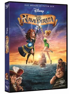 Trilli e la Nave Pirata (2014).Avi Dvdrip Xvid Ac3 - ITA