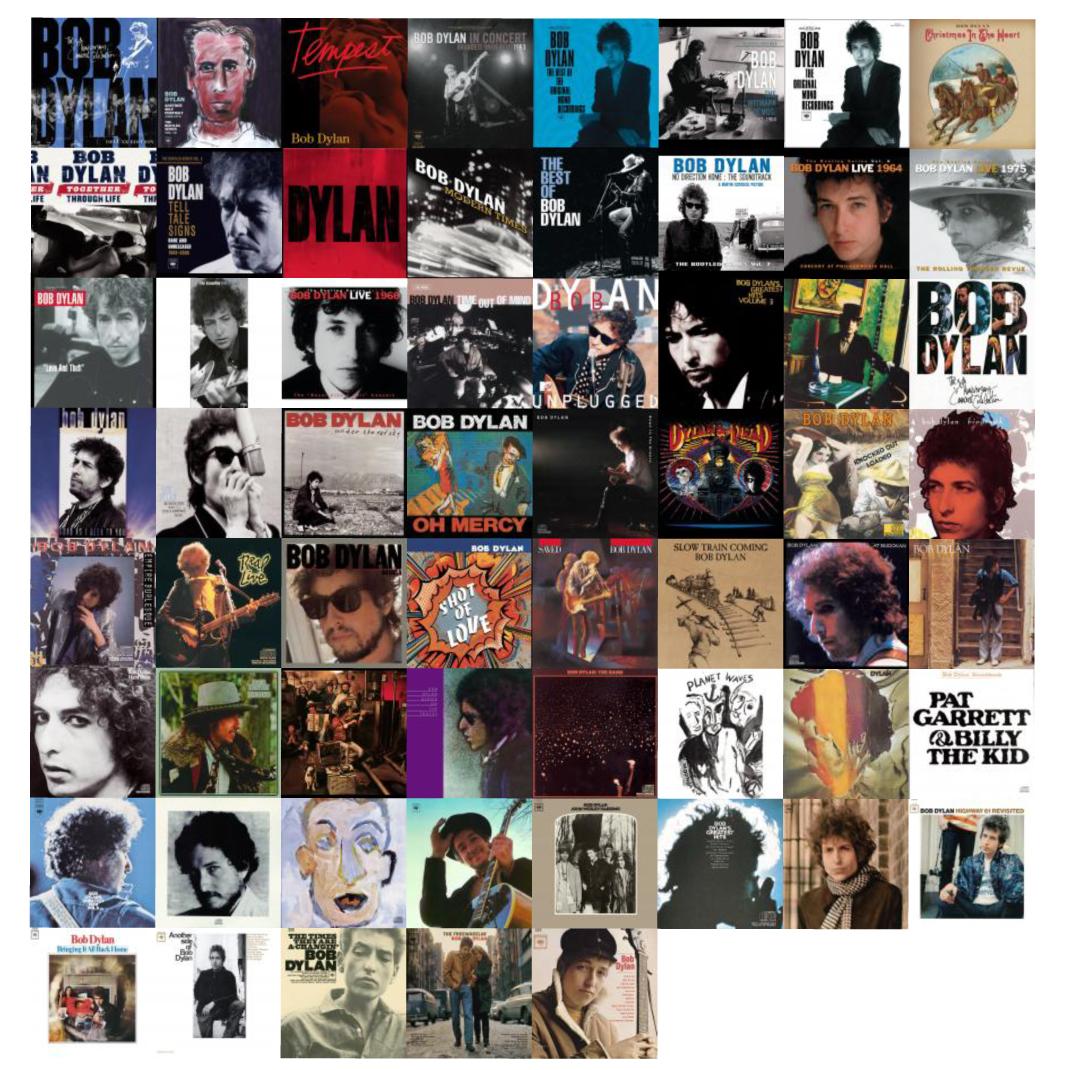 La plus belle pochette d'album Dylan-discography-201xvo6x