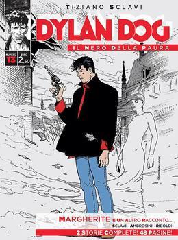 Dylan Dog - Il Nero della Paura - 13 - Margherite e un altro racconto... (2016)