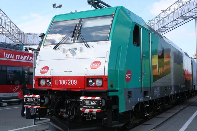 E 186 209 Innotrans 2008