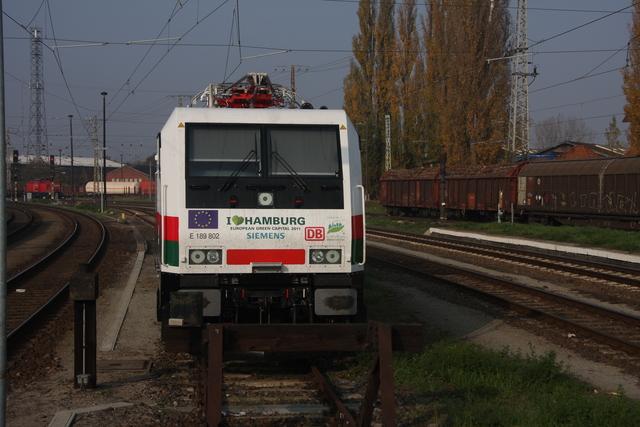 E189 802 Frankfurt (Oder)