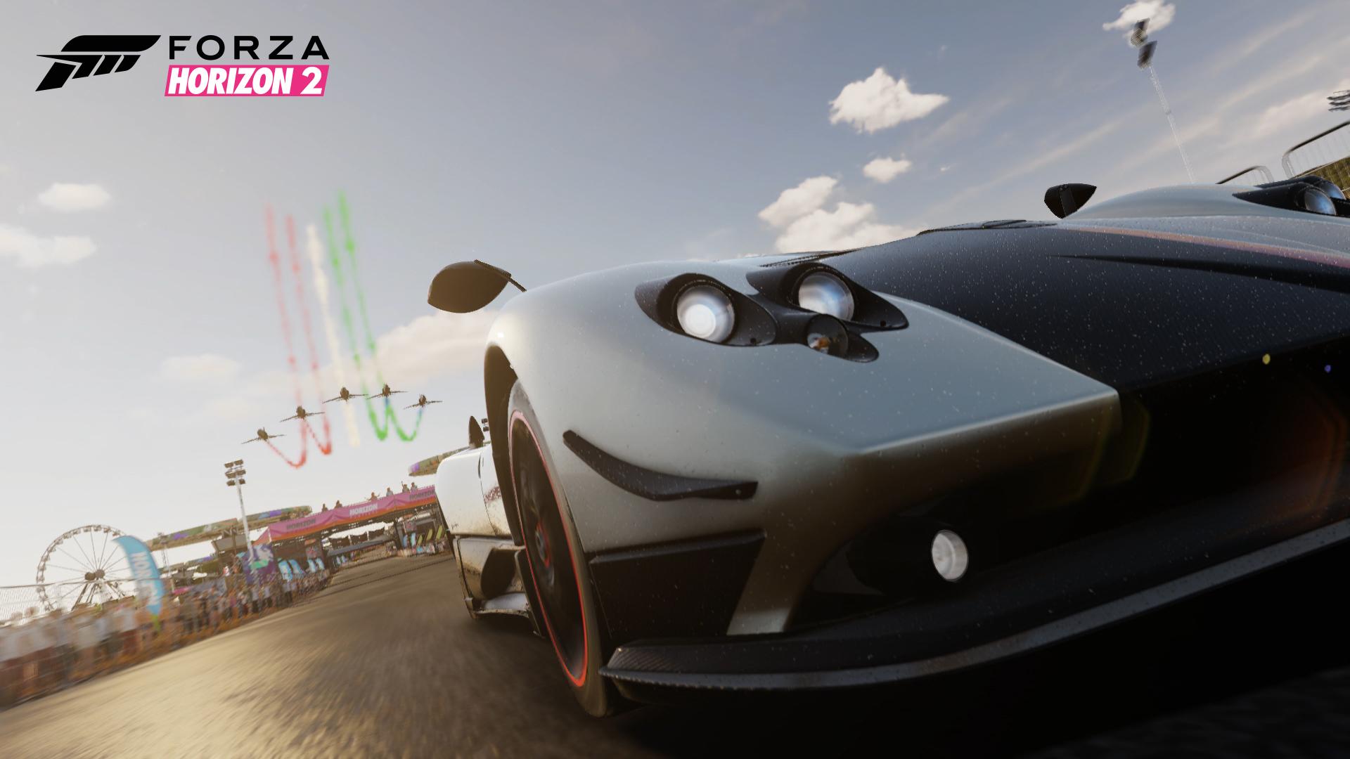 Voir Le Sujet Forza Horizon 2 Jeux Vidéo Xbox 360