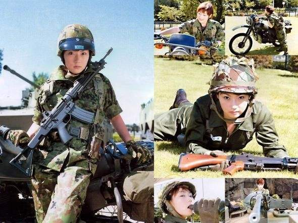 Dziewczyny w armii 9