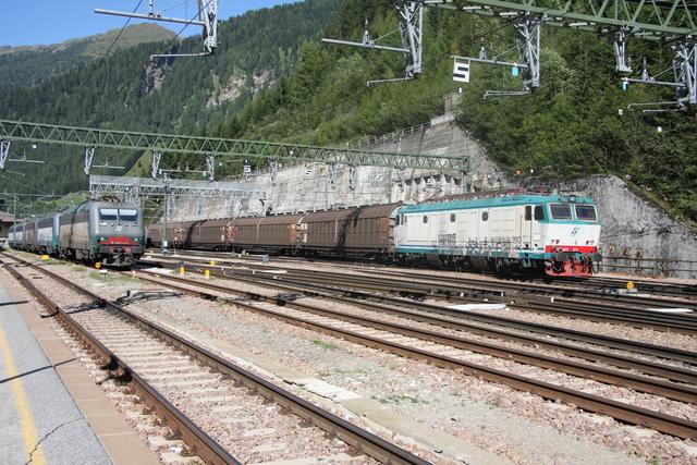 E 405.0085 + E652 024 Brennero-Brenner