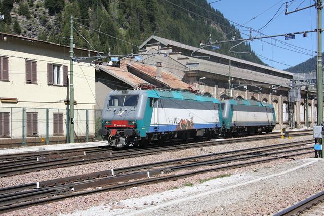 E 405.033 + E 405 .042 Brennero-Brenner