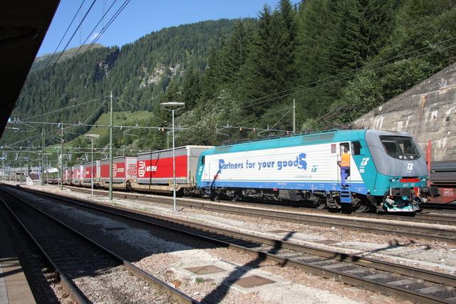 E412 013 Brennero-Brenner