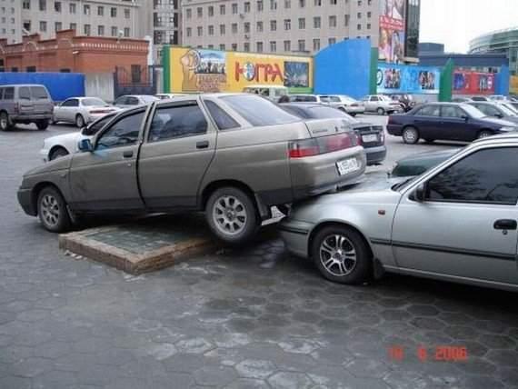 Mistrzowie parkowania 10
