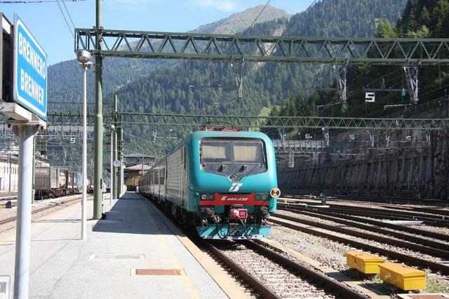 E 464.032 Brennero-Brenner
