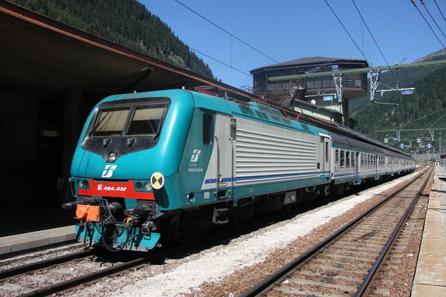 E 464.038 Brennero-Brenner
