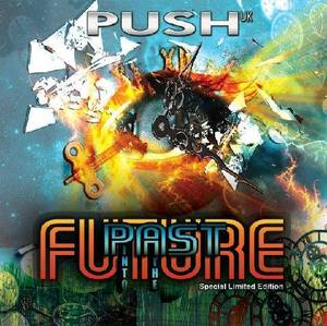 Push UK – Past Into The Future (2015) [Special Limited Edition]
