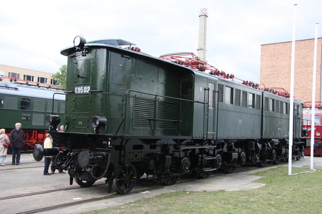 E95 02 Bombardier Hennigsdorf