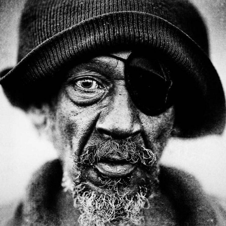Niezwykłe zdjęcia bezdomnych. 3