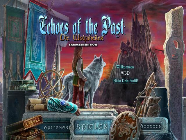 Echoes of the Past - Die Wolfsheiler Sammleredition [Deutsch]