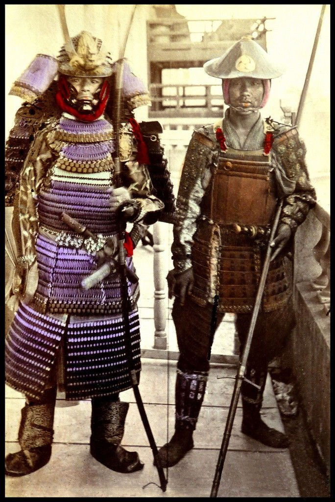 Samurajowie 19