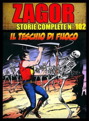 Zagor - Storie Complete N. 102 - Il Teschio di Fuoco