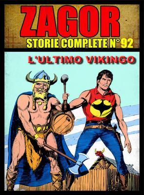 Zagor - Storie Complete N. 92 - L'Ultimo Vikingo