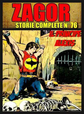 Zagor - Storie Complete N. 76 - Il Principe Alexis