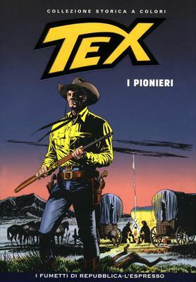 Tex Willer Collezione Storica a Colori 197 - I Pionieri (2010)