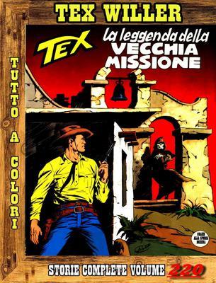 Tex Willer – Storie Complete N. 220 - La Leggenda della Vecchia Missione