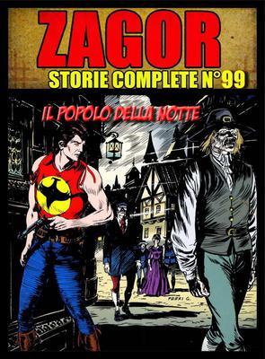 Zagor - Storie Complete N. 99 - Il Popolo della Notte