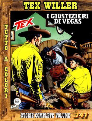 Tex Willer - Storie Complete N. 341 - I Giustizieri di Vegas