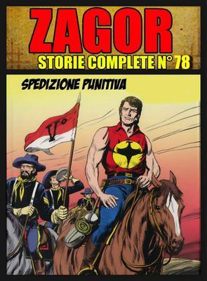 Zagor - Storie Complete N. 78 - Spedizione Punitiva
