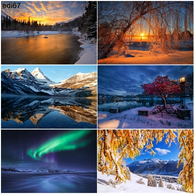 90 Panorami Invernali HD Wallpapers Set 2 .jpg - 1900x1200 - 2560x1600