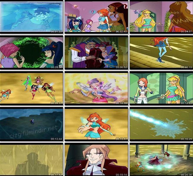 Winx Club Sezon 3 Ekran Görüntüsü 1