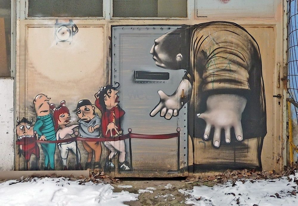 Street Art - sztuka ulicy #4 19