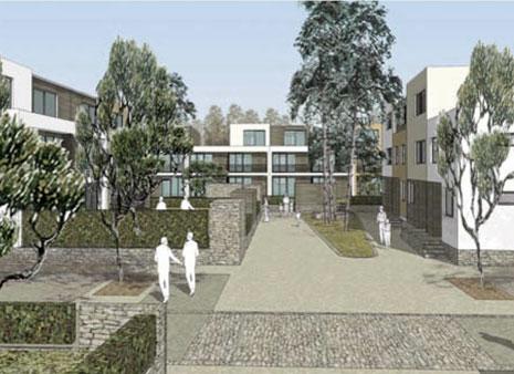 Bochum s dbezirke sammelthread seite 6 deutsches architektur forum - Dreibund architekten ...