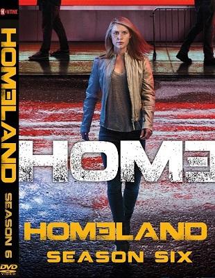 Homeland - Stagione 6 (2017) (Completa) DLMux 1080P ITA ENG AC3 H264 mkv
