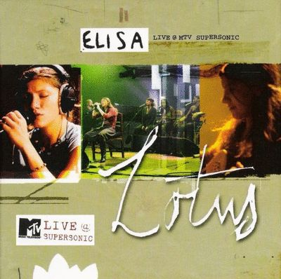 Elisa -  Live @ Mtv Supersonic! (2003).Mp3 - 320Kbps