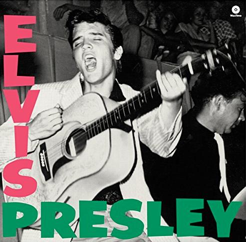 ELVIS PRESLEY + 4 Bonus Tracks Elprea0syr